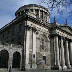 Edificio de los Cuatro Tribunales (Dublín, Irlanda)