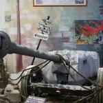 Saumur. Museo de tanques y blindados Général-Estienne
