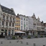 Plaza mayor y ayuntamiento (Malinas, Bélgica)