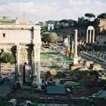 Recuerdos del Foro Romano