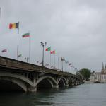 Viaje en coche a Bélgica y Francia (Agosto de 2012) (Iª parte: Bayona)