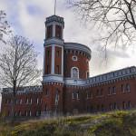 Ciudadela de Kastellholmen (Estocolmo, Suecia)