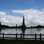 Amboise. Pagoda de Chanteloup