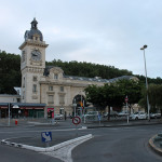 Estación de Bayona, Francia