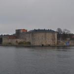 Fortaleza de Vaxholm, Suecia