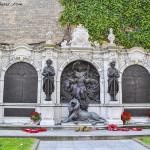Monumento a las Víctimas de la Guerra (Ypres, Bélgica)