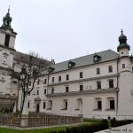 Skałką, la Iglesia en la Roca (Cracovia, Polonia)