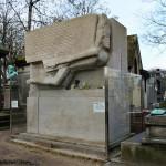 París. Tumba de Oscar Wilde