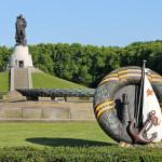 Berlín. Memorial a los soldados soviéticos caídos en la Batalla de Berlín, Treptower Park
