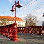 Breslavia/Wrocław. Most Piaskowy