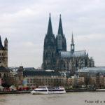 Cinco días en coche por el Centro-Oeste de Alemania (Febrero de 2013) (IIª parte: Colonia y Düsseldorf)
