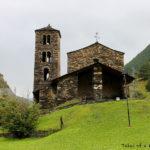Canillo, Andorra. Iglesia de Sant Joan de Caselles