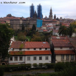 Sevilla → Santiago de Compostela