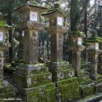 Nara. Kōfuku-ji, Tōdai-ji y Kasuga-taisha