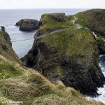 Larry Bane Bay y Carrick-a-Rede Rope Bridge