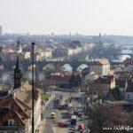 Praga en bicicleta (1). Troja, Stromovka, Výstaviště y Letná