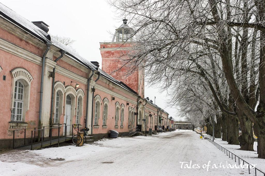 Fortaleza insular de Suomenlinna