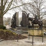 Denkmal der Göttinger Sieben